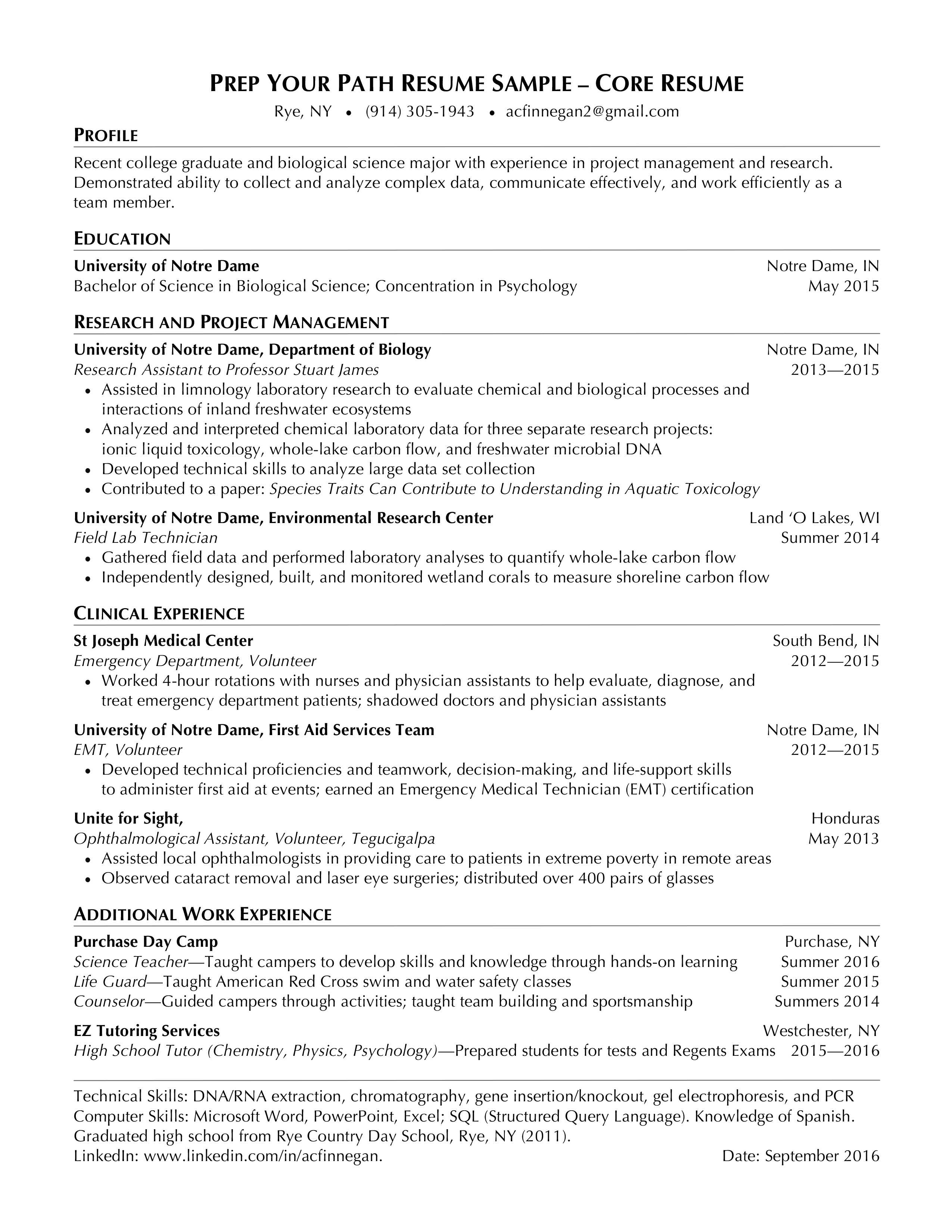janitor resume sle what should you name your resume